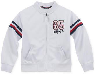 Tommy Hilfiger Big Girls Baseball Jacket