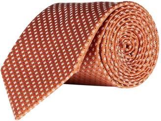 Eton Circle Patterned Tie