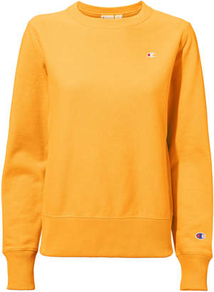 Champion Yellow Crewneck Sweatshirt