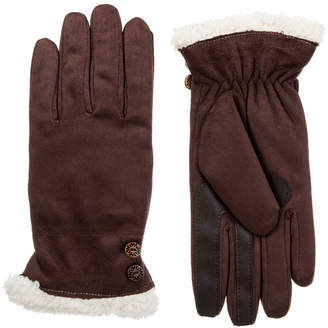 Isotoner Cold Weather Microfiber Glove with SmartDRI