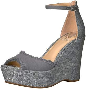 Vince Camuto Women's Tatchen Wedge Sandal