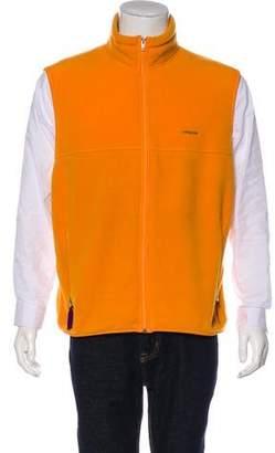 Patagonia Fleece Sweater Vest