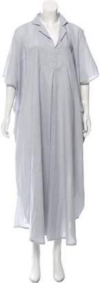 Lisa Marie Fernandez Oversize Maxi Dress