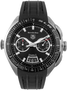 Tag Heuer Men's SLR Mercedes Benz Automatic Chronograph