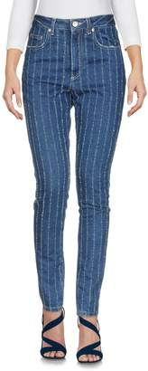MSGM Denim pants - Item 42672105IT