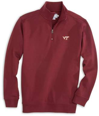 Gameday Skipjack 1/4 Zip Pullover - Virginia Polytechnic Institute and State University