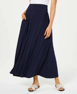 Style&Co. Style & Co Petite Knit Maxi Skirt, Created for Macy's
