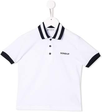 Dondup Kids classic polo shirt