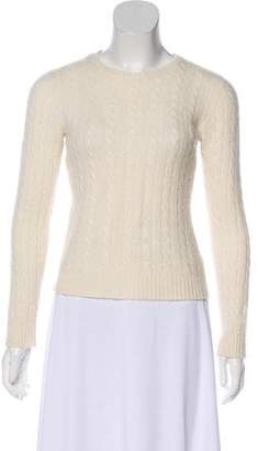 Lauren Ralph Lauren Cashmere Cable Knit Sweater