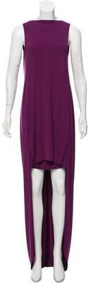 Aq/Aq High-Low Maxi Dress w/ Tags