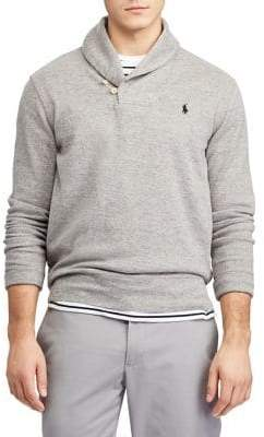 Polo Ralph Lauren Shawl Collar Cotton Pullover