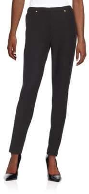 MICHAEL Michael Kors Textured Leggings