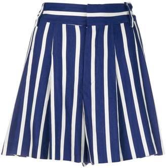 Alice + Olivia Alice+Olivia striped culotte shorts