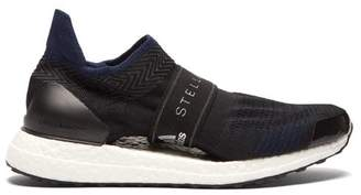 adidas by Stella McCartney Ultraboost X Low Top Mesh Trainers - Womens - Black