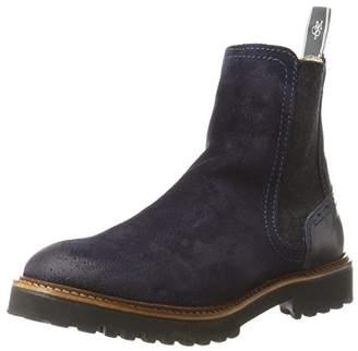 ... Marc O'Polo Women's Flat Heel 70814235001312 Chelsea Boots