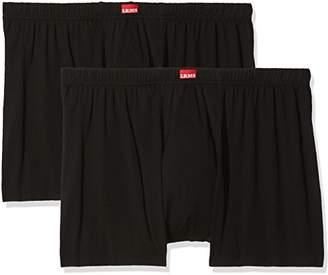 S'Oliver Big Size Men's 26.899.97.4233 Boxer Shorts,Pack of 2