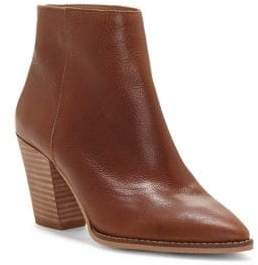 Lucky Brand Adalan Leather Booties