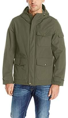 Bass GH Men's Waterproof Breathable Seam Sealed Explorer Mountain Rain Shell Jacket