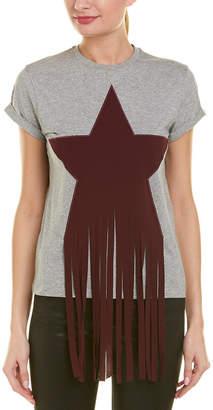 Stella McCartney Fringe Star T-Shirt