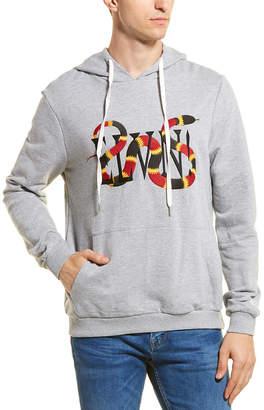 Eleven Paris Graphic Fleece Pullover