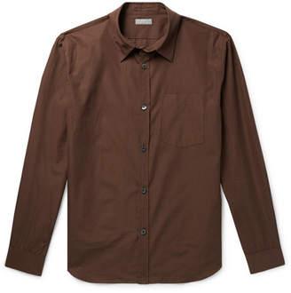 Margaret Howell Cotton-Poplin Shirt