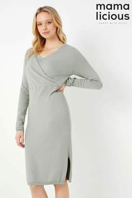 Next Womens Mamalicious Maternity Nursing Dress