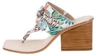 Donald J Pliner Mimi Leather Sandals