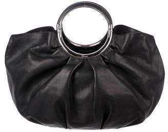e4fa75ea2bf Christian Dior Black Top Handle Handbags - ShopStyle