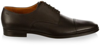 Bally Tayson Leather Derbys