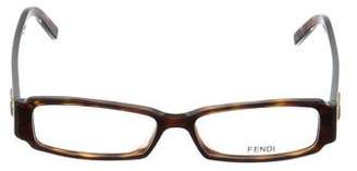 Fendi Narrow Logo Eyeglasses w/ Tags