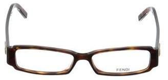 Fendi Narrow Logo Eyeglasses w/ Tags
