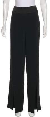 Jonathan Simkhai High-Rise Wide-Leg Pants w/ Tags