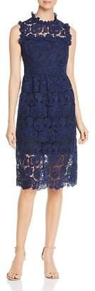 Kate Spade Bi-Color Floral Lace Dress