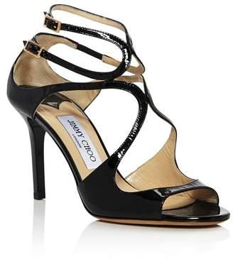 Jimmy Choo Women's Ivette 85 High-Heel Sandals