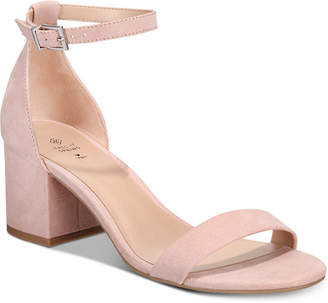 41a3d655ce1 Call it SPRING Stangarone Block-Heel Sandals Women Shoes