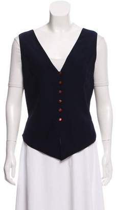 Barbara Bui Button-Up Vest