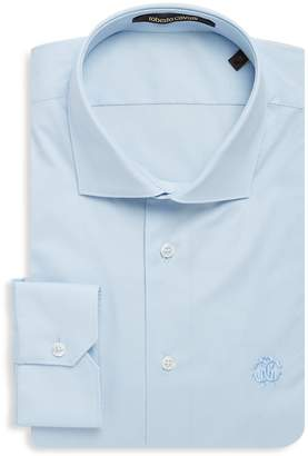 Roberto Cavalli Men's Signature Dress Shirt