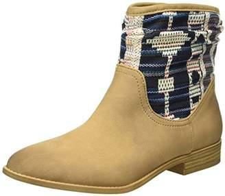 Roxy Women's Sedona Ankle Boots, Brown (Tan-Tan), EU 39