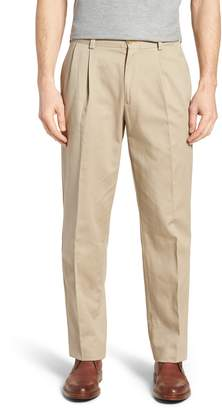 Bills Khakis M2 Classic Fit Pleated Vintage Twill Pants