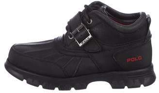 Polo Ralph Lauren Dover Leather Hiking Boots