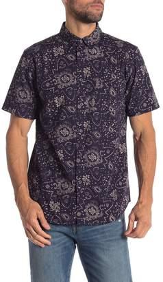 Obey Brady Woven Shirt