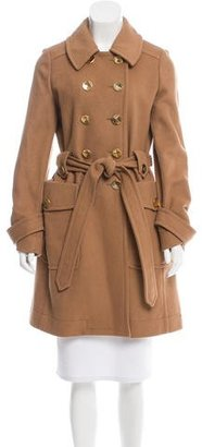 Marc by Marc Jacobs Wool Double-Breasted Coat $275 thestylecure.com