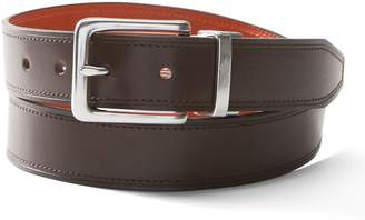 Banana Republic Pop Color Reversible Italian Leather Belt