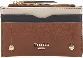 At John Lewis And Partners Dune Keanne Colour Block Purse Multi