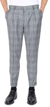 The Kooples Modern Prince de Galles Slim Fit Dress Pants