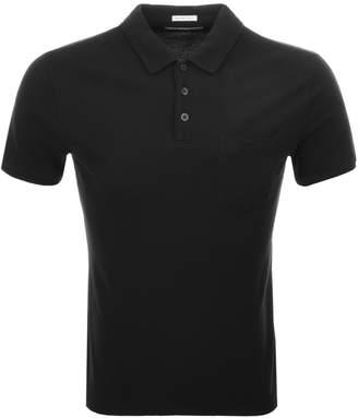 Original Penguin Championship Polo T Shirt Black
