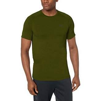 Peak Velocity Men's Standard VXE Short Sleeve Quick-Dry Athletic-Fit Crew T-Shirt