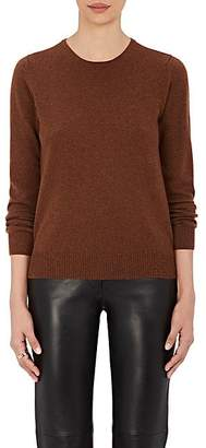 Barneys New York Women's Cashmere Crewneck Sweater - Brown