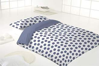 Camilla And Marc Más Relax Duvet Cover 90 cm blue