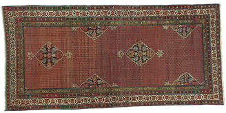 "One Kings Lane Vintage Antique Malayer Rug - 4'4"" x 9'3"" - R. Banilivi and Son"
